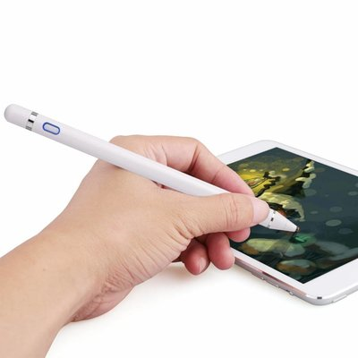 iPadspullekes.nl Bol iPad Active Stylus Pen wit klein