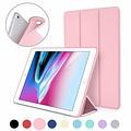 iPadspullekes.nl iPad 2019 10.2 Smart Cover Case Licht Roze