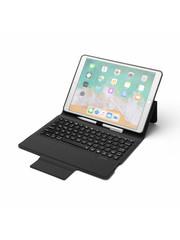 iPadspullekes.nl iPad 2019 10.2 toetsenbord Smart Folio Zwart