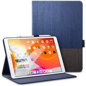 ESR iPad 2019 10.2 hoes Design Blauw Grijs