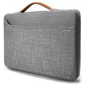 Tomtoc Tomtoc Laptop tas 15,5 inch Grijs