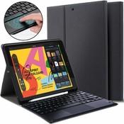 iPadspullekes.nl iPad 2019 10.2 Toetsenbord met touchpad Zwart