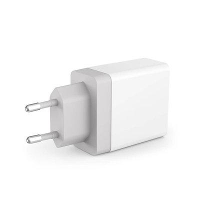 iPadspullekes.nl iPad oplader USB wit