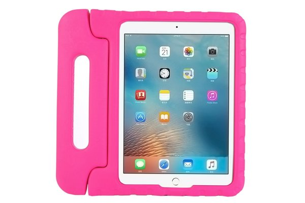 iPadspullekes.nl iPad Mini 4 Kids Cover roze