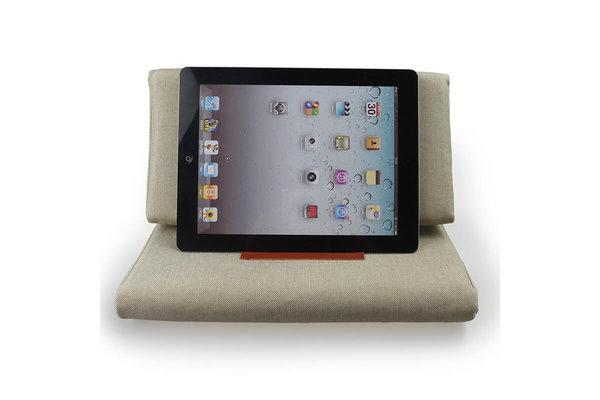 iPadspullekes.nl iPad kussen Beige