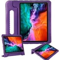 iPadspullekes.nl iPad Pro 11 Inch 2020 kinderhoes paars