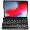 iPadspullekes.nl iPad Pro 11 Inch 2020 hoes met afneembaar toetsenbord zwart