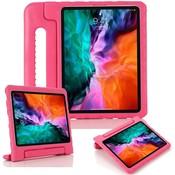 iPadspullekes.nl iPad Pro 12,9 Inch 2020 kinderhoes roze