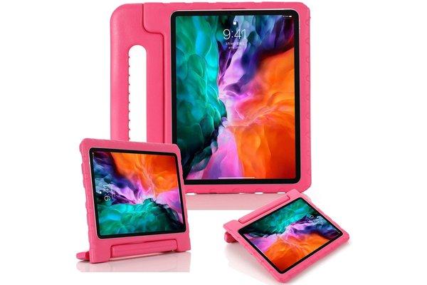 iPadspullekes.nl iPad Pro 12,9 Inch 2020 & 2021 kinderhoes roze