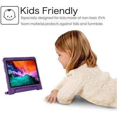 iPadspullekes.nl iPad Pro 12,9 Inch 2020 kinderhoes Paars