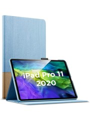 ESR iPad Pro 11 2020 hoes Design Blauw/Bruin