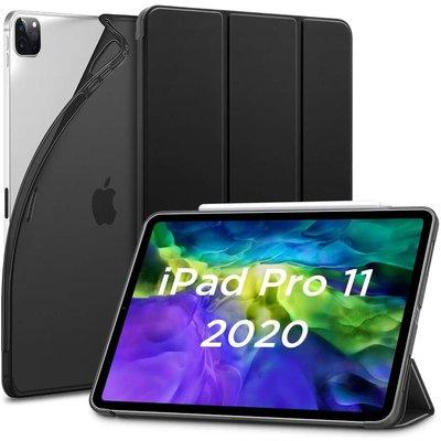 ESR iPad Pro 11 (2020) Smart Cover Case Zwart