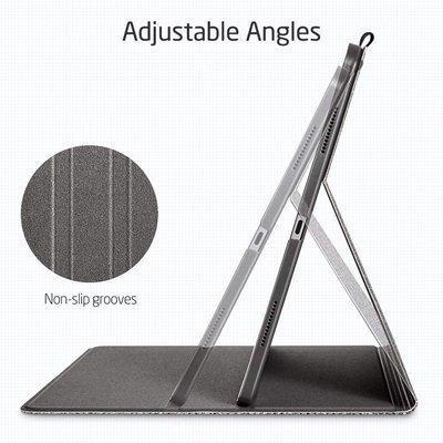 ESR iPad Pro 12.9 2020 hoes Design grijs