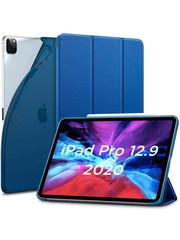 ESR iPad Pro 12.9 (2020) Smart Cover Case Blauw