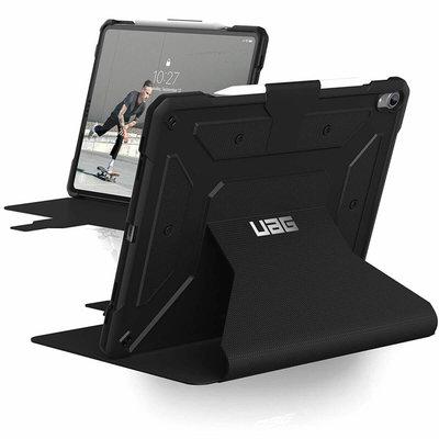 UAG iPad 2019 10.2 robuuste hoes UAG Zwart Urban Armor Gear Metropolis