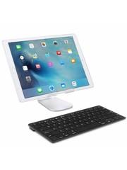 iPadspullekes.nl iPad 2019 10.2 draadloos bluetooth toetsenbord zwart