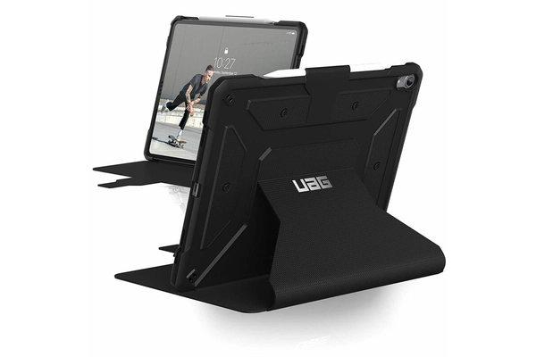 UAG iPad 2020 10.2 Inch robuuste hoes UAG Zwart Urban Armor Gear Metropolis