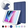 iPadspullekes.nl iPad 2020 10.2 Inch Smart Cover Case Blauw