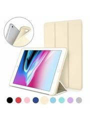 iPadspullekes.nl iPad 2020/2021 10.2 Inch Smart Cover Case Goud