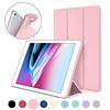 iPadspullekes.nl iPad 2020/2021 10.2 Inch Smart Cover Case Licht Roze