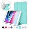 iPadspullekes.nl iPad 2020/2021 10.2 Inch Smart Cover Case Licht Blauw