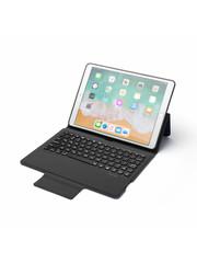 iPadspullekes.nl iPad 2020 10.2 Inch toetsenbord Smart Folio Blauw