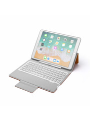 iPadspullekes.nl iPad 2020 10.2 Inch toetsenbord Smart Folio Oranje