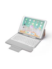 iPadspullekes.nl iPad 2020 10.2 Inch toetsenbord Smart Folio Roze