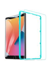 ESR iPad 2019 10,2 inch ESR Screenprotector gehard glas + installatie frame