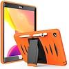 iPadspullekes.nl iPad 2019/2020 10.2-inch hoes protector oranje