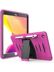 iPadspullekes.nl iPad 2019/2020 10.2-inch hoes protector roze