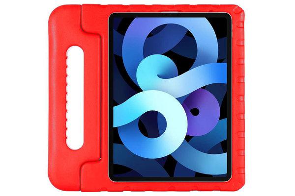 iPadspullekes.nl iPad Air 2020 10.9 Inch kinderhoes rood
