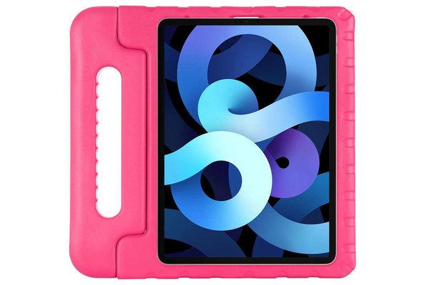 iPadspullekes.nl iPad Air 2020 10.9 Inch kinderhoes roze