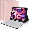 iPadspullekes.nl iPad Air 2020 10.9-inch toetsenbord afneembaar roze
