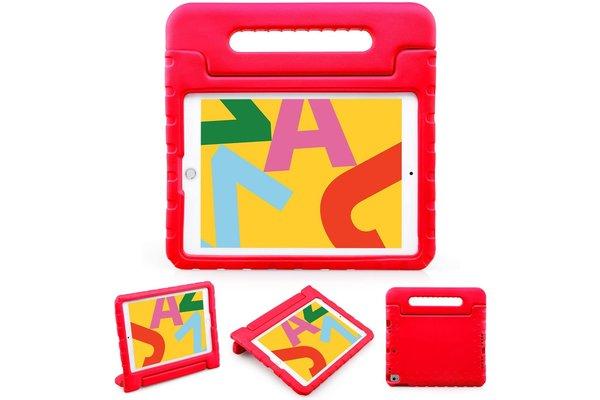 iPadspullekes.nl iPad 2020 10.2 Inch Kinderhoes Rood