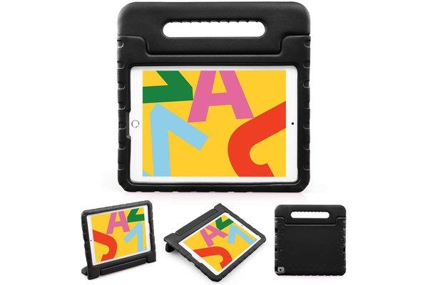 iPadspullekes.nl iPad 2019 10.2 Kinderhoes Zwart