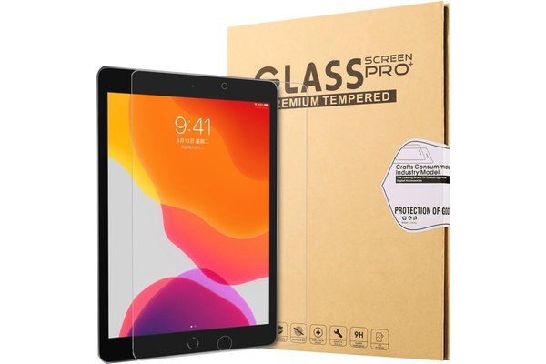 iPadspullekes.nl Screenprotector iPad Air 2 (Glas)