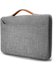 Tomtoc 13-inch design laptop tas grijs A22-E01G01