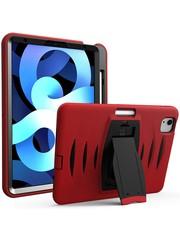iPadspullekes.nl iPad Air 2020 10.9-inch hoes protector rood
