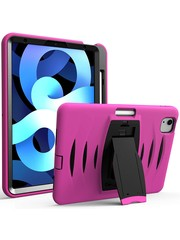 iPadspullekes.nl iPad Air 2020 10.9-inch hoes protector roze