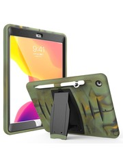 iPadspullekes.nl iPad Air 2020 10.9-inch hoes protector army