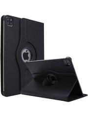 iPadspullekes.nl iPad Air 2020 10.9-Inch / iPad Pro 2020 11-inch 360 graden hoes zwart