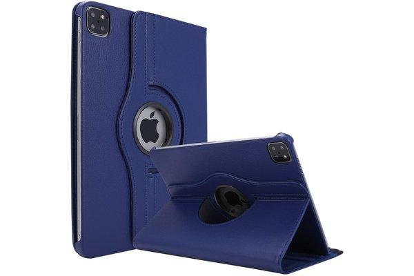 iPadspullekes.nl iPad Air 2020 10.9-Inch / iPad Pro 2020 11-inch 360 graden hoes blauw