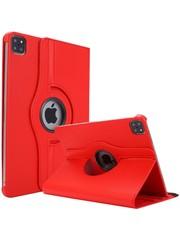 iPadspullekes.nl iPad Air 2020 10.9-Inch / iPad Pro 2020 11-inch 360 graden hoes rood