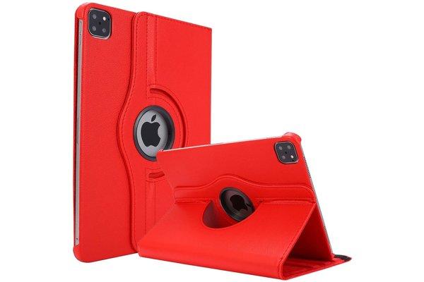 iPadspullekes.nl iPad Air 2020 10.9-inch 360 graden hoes rood