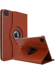 iPadspullekes.nl iPad Air 2020 10.9-Inch / iPad Pro 2020 11-inch 360 graden hoes bruin