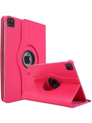 iPadspullekes.nl iPad Air 2020 10.9-Inch / iPad Pro 2020 11-inch 360 graden hoes roze