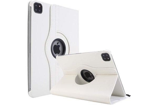 iPadspullekes.nl iPad Air 2020 10.9-Inch / iPad Pro 2020 11-inch 360 graden hoes wit