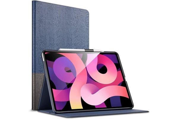 ESR iPad Air 2020 10.9 Inch Urban Premium Folio Blauw/Grijs