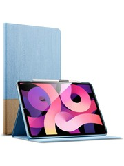 ESR iPad Air 2020 10.9 Inch Urban Premium Folio Blauw/Bruin